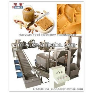 Creamy Peanut butter Production line 400kg/h made in china