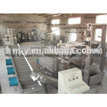 high quality peanut butter production line manufacture & supplier