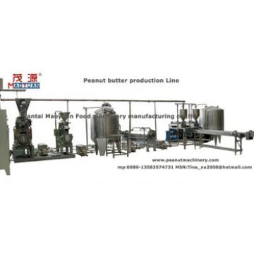 Peanut butter production line/Peanut butter making equipments