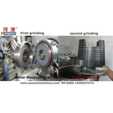 Industrial Peanut butter processing line/ Industrial Peanut butter Making machine