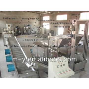 450kg/hr peanut butter making machine