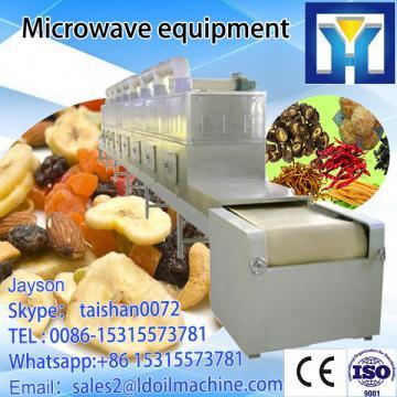 Microwave sterilizer for millet/grain sterilizer