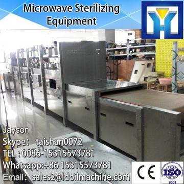 304#stainless steel tunnel microwave bread roasting machine