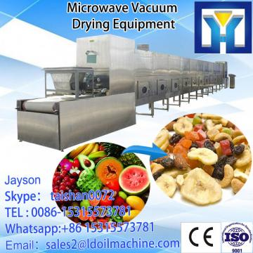 Experience Exporter of Microwave Vacuum Dryer
