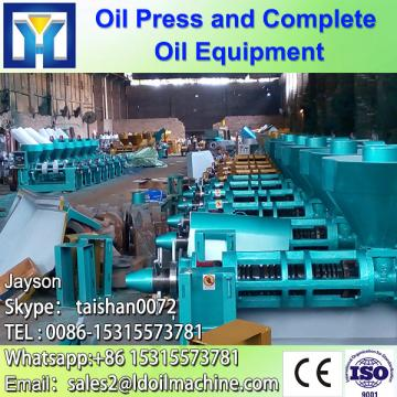 High qualified castor oil press machine