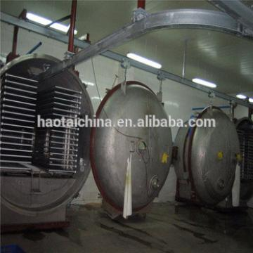 4m2 capacity food industrial freeze drying machine price