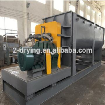 solid waste dryer, food waste dryer, hollow blades paddle dryer