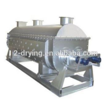 High quality Chinese Dryer manufacture Textile sludge Hollow paddle dryer