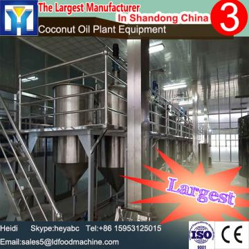 20TPD groundnut oil refining machine