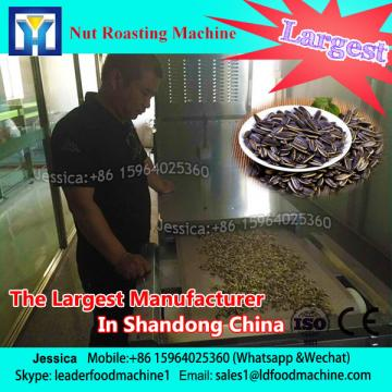 high efficient tunnel type peanut roasting microwave drying oven/peanut roaster