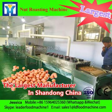 High Effcient Nuts Dryer Machine/Microwave Hazelnut Roasting /Baking Machine