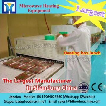 industrial medical usage box type microwave dryer