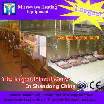 New microwave roasting machine for nuts --CE