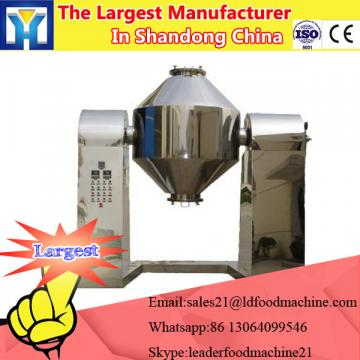 batch type microwave vacuum industrial food dehydrator