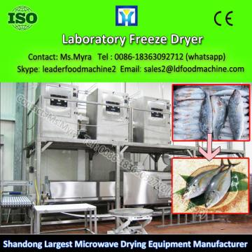 100 KG Capacity Square Shape Fresh Milk Freeze Dryer