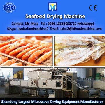 Machine microwave for apricots drying