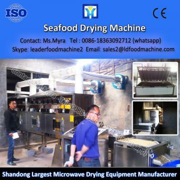 200 microwave to 2500 kg capacity dehydrator type algae drying machine
