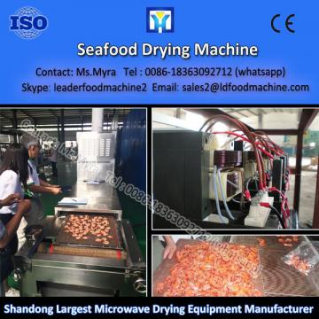 Apple microwave / mango / pineapple / coconut flake high temperature drying equipment /dryer machine/tropic fruit drying machine