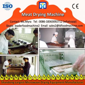 Tunnel Microwave tea leaves dryer/drying machine/industrial food dehydrator machine