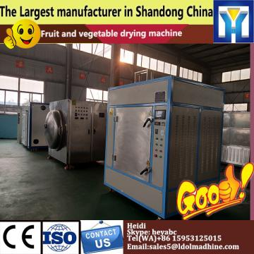 Hot air circulation dried fruit processing equipment