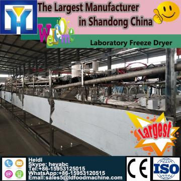 Custom Belt Type Vacuum Industrial Meat Freeze Dryer