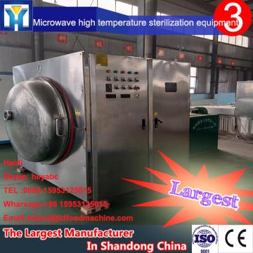 Microwave Mupi drying machine