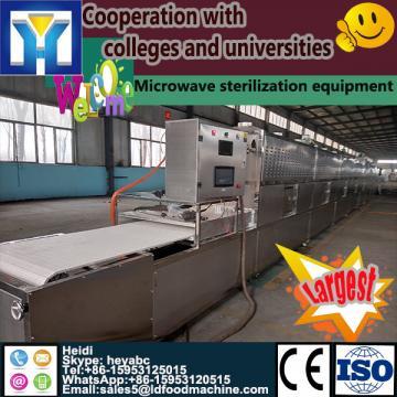 Microwave Fiber cloth drying machine