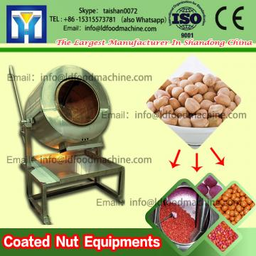 2014 hot sale coated peanuts machinery manufacture