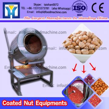 Peanut coating drum,  peanut flavoring machinery, peanut coating pan