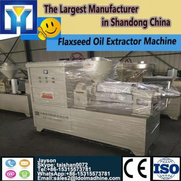 Conveyor belt microwave peanuts roasting machine with CE certificate