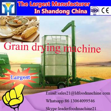 Microwave buckwheat drying machine