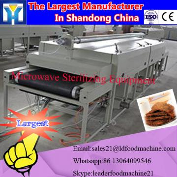 60KW microwave sterilize equipment for galic powder