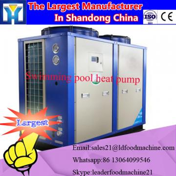 Microwave vacuum herb drying machine