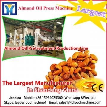 24 hours Working time Simple Operation mustard soybean oil refining machine