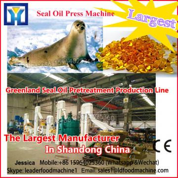 Mustard oil refining machine with CE ISO 9001 certificate