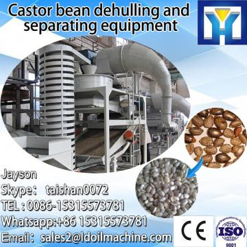 Automatic Peanut Beans Half Cutting Cocoa Bean Peeling Machine