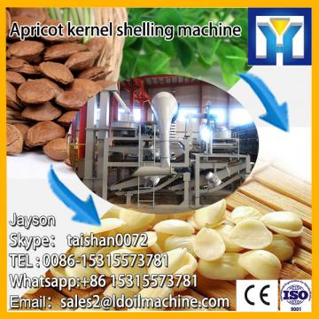 Kernel shell separator machine for apricots prunus armeniaca