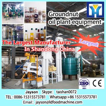 high efficiency small sunflower seeds oil refining machine
