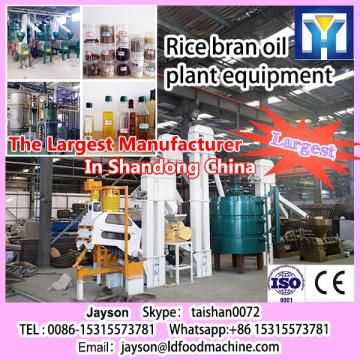 high efficiency small flaxseed oil refining machine