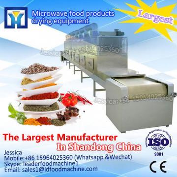 Sterilizer machine/ rice dryer/leaves herb microwave dryer