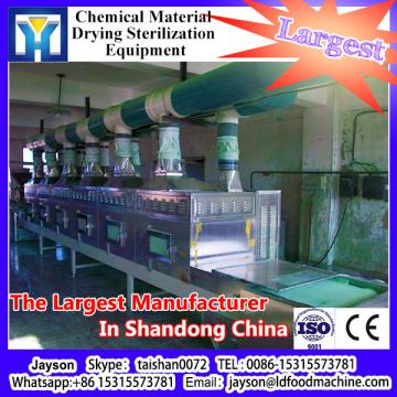 Stainless Steel tunnel type LD/Quartz Sand Microwave Drying machine