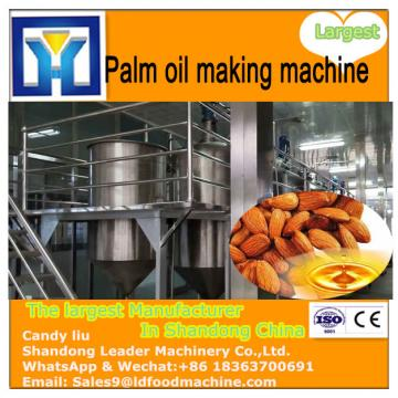 Palm Oil Refining and Fractionation Machine for Palm olein and Palm Stearin