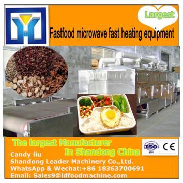 Herb / rose /Moringa Leaf vacuum microwave dryer