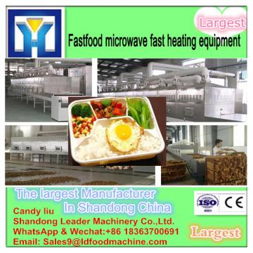 industrial seaweed/ algae microwave drying machine
