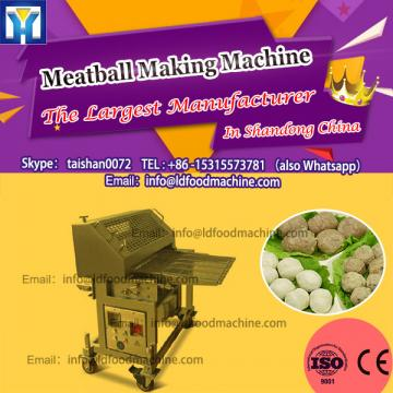 Professional Stainless Steel Electric Meatball machinery