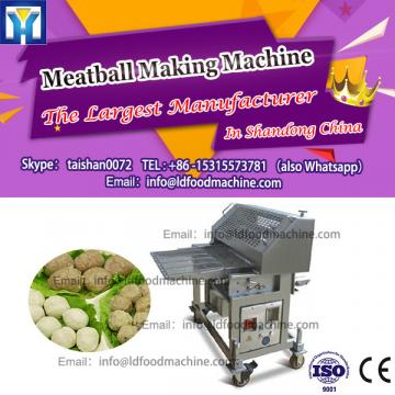Chicken fish meatball forming machinery