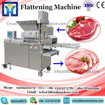 Fresh Meat Flattener Flattening machinery