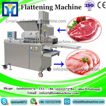 Frozen Steak Meat Flattening machinery