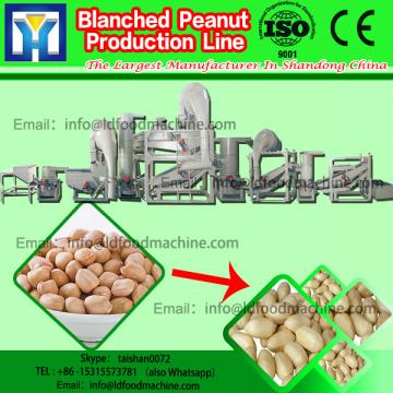 industrial high quality groundnut blanching production line with CE ISO manufacture