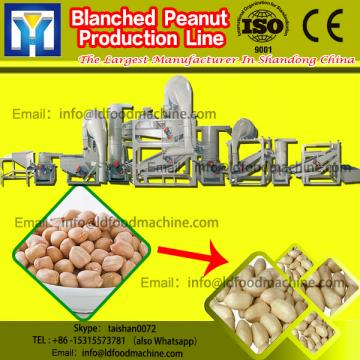 industrial high Capacity dry groundnut blancher line with CE ISO manufacture